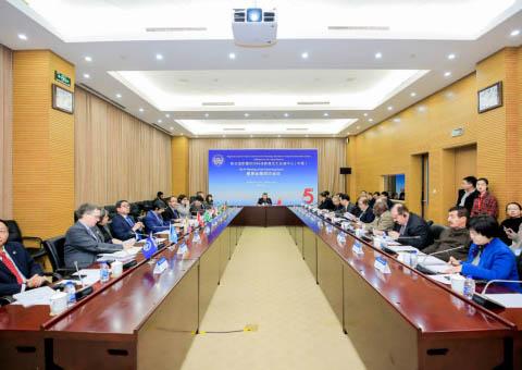 联合国附属空间科技教育亚太区域中心理事会第四次会议及成立五周年纪念活动